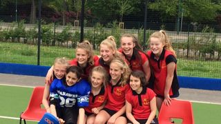 U12 Girls National Hockey Finals