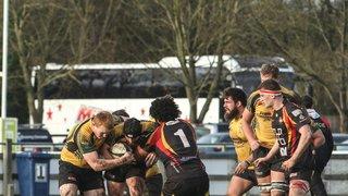 Cambridge RFC 2nd XV v Wolfhounds