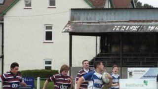 Old Pats 3rd 15  -  49 Stroud Nomads