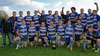 Stroud Nomads vs Fairford Stroud Combination Final 2014