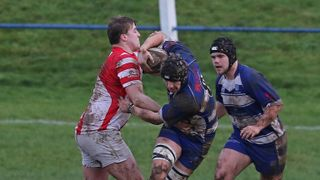 Stroud vs Gordon League 17/01/2015