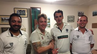 IFCC v Upminster 160th Anniversary Matches 2018