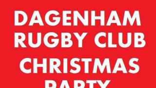Dagenham RUFC Christmas Party
