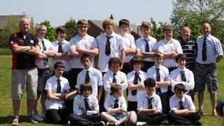 Under 13's. Season 2011/12