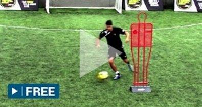 Ronaldo step over