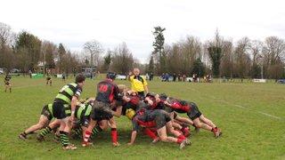 Heath Colts vs Guernsey - 25th Jan 2015