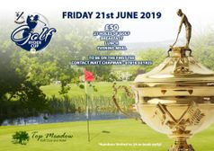 Ryder Cup Golf Day - Top Meadow Golf Club