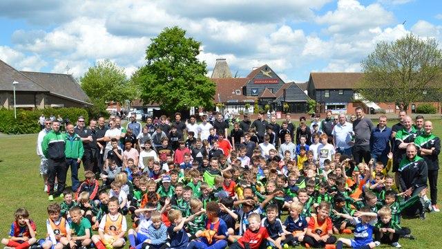 Club Presentation Day - Saturday 18th May