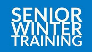 Senior Winter Training