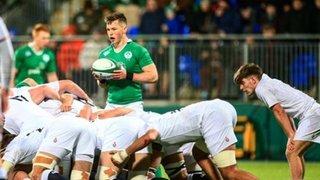 Jack Stafford Interview  - Shannon and Ireland U20's Scrum-Half