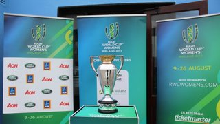 Women's World Cup Visits Coonagh
