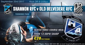 Shannon Season Launch