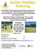 Junior Hockey at Sale Sports Club 5-14 years