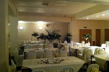 Function Room Ready for wedding