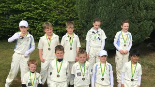 BCC U9s at the Camberley tournament 1/5/17