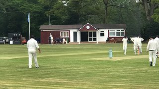 Bagshot 1st XI 181 all out lost to North Maidenhead 186-5