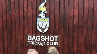 Bagshot 1st XI vs Chesham 2nd XI 27th May 2017