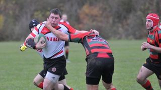 Bingham v Chesterfield Panthers 23/11/2013