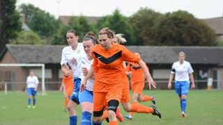 Radcliffe Olympic Ladies v Leicester City Ladies 21/09/2014