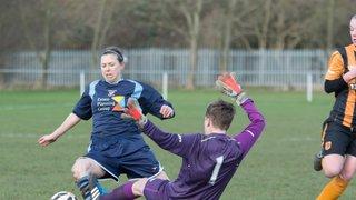 Radcliffe Olympic Ladies v Hull City Ladies 11/01/2015