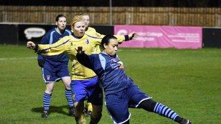 Mansfield Town Ladies v Radcliffe Olympic Ladies 30/03/2015