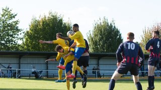 Radcliffe Olympic v Gedling Miners Welfare FC 26/09/2015