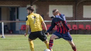 Radcliffe Olympic v Stapenhill FC 30/04/2016