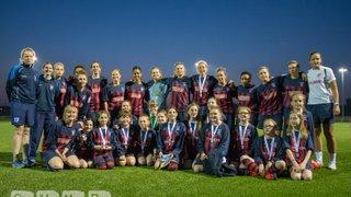Radcliffe Olympic Ladies v Nottingham Forest Ladies 26/05/2017