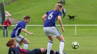Radcliffe Olympic Ladies v Sheffield United Ladies 10/09/2017