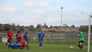 Baldock Town v Broadfields United League 14/10/17