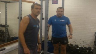 Circuit Training @ Beaufort Sports Academy on Tuesday 01-12-2015