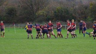 2nd XVs (H) Vs Gloucester Old Boys RFC