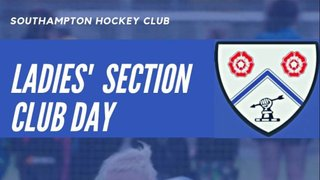 Ladies Section Club Day