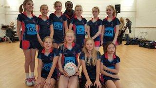 Swan Aqua U12s finish 3rd in Wimborne tournament