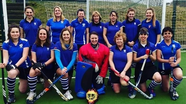 Ladies 4XI
