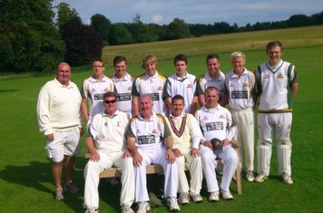 Whitstable 3rd Team 2012
