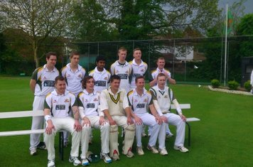 Whitstable 1st team 2012