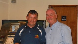 Inter Club Match and Presentation evening Sept 8th 2012
