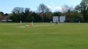 U11's See off, strong Canterbury side!!