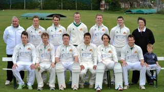 Whitstable 1st X1 2013 Season