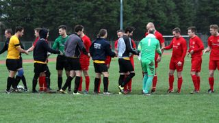 Cup match v Worthing. 12