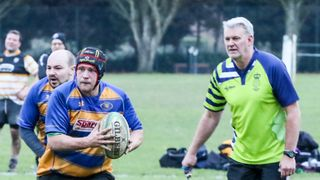 2nd 15 at home to Portsmouth RFC 2nd Dec 2017