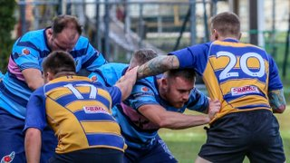 1st 15 at home to FarnboroughRFC - 15th Sept 2018.