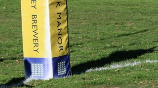 1st 15 at home to Ventnor RFC - 29th Sept 2018.