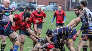 1st 15 at home to Isle of Wight RFC 5th Jan 2019.