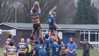 Romsey hold on to beat league rivals Overton RFC