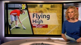TW Flyerz featured on BBC South East