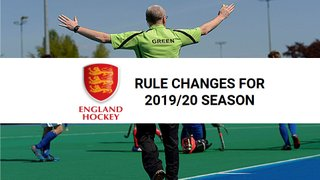 Rule Changes for 2019/20 Season