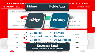 Club & Manager Mobile Apps