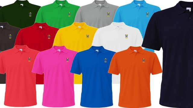 TWHC Polo Shirts - Now On Sale in the Kit Store